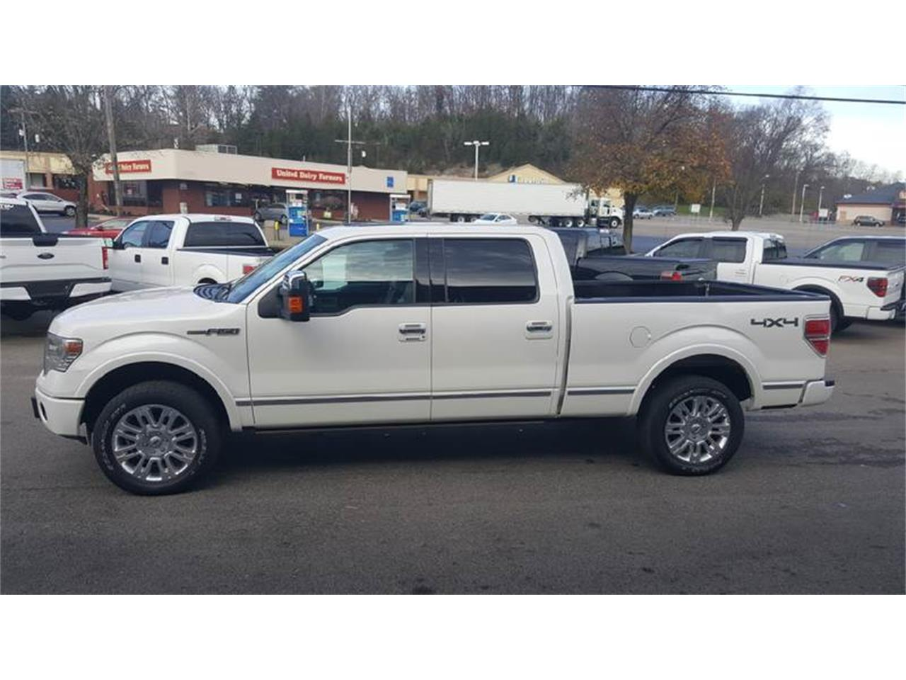 Large Picture of '13 F150 - MC2D