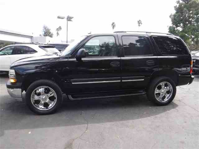 Picture of 2005 Chevrolet Tahoe located in Thousand Oaks California - $6,995.00 Offered by Allen Motors, Inc. - MAMO