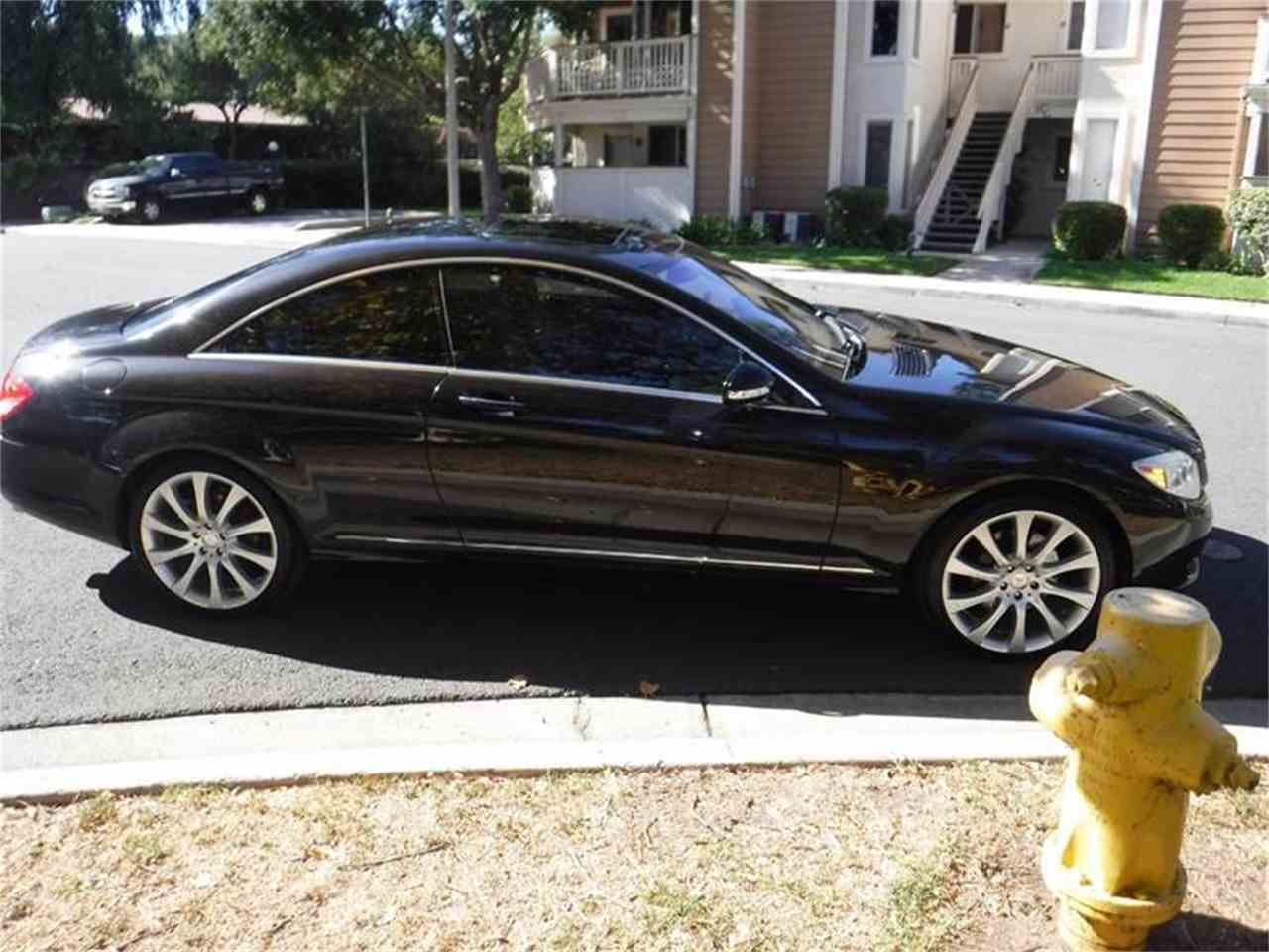 Large Picture of 2007 Mercedes-Benz CL-Class located in Thousand Oaks California - $15,995.00 - MAMQ