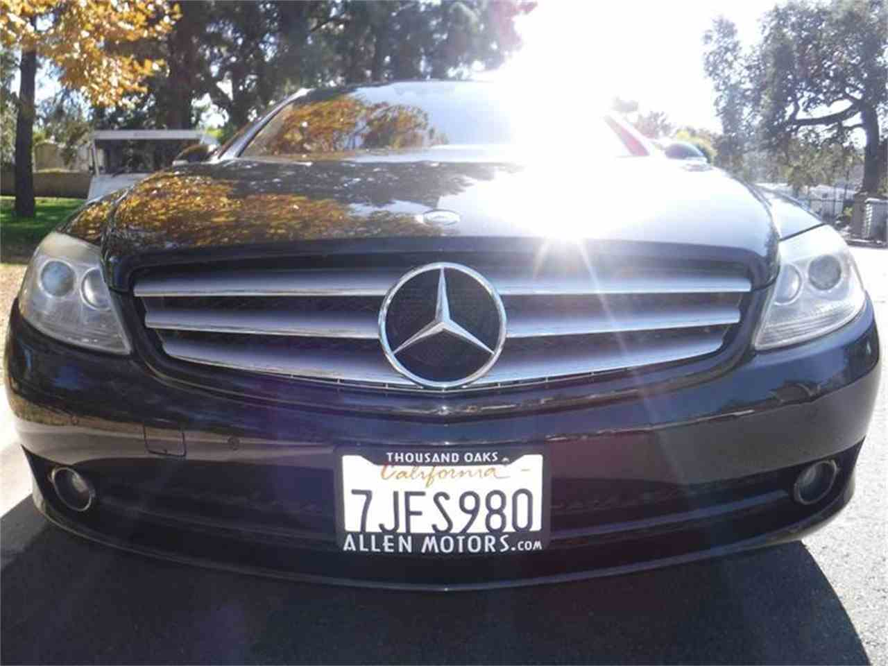 Large Picture of 2007 CL-Class located in California Offered by Allen Motors, Inc. - MAMQ