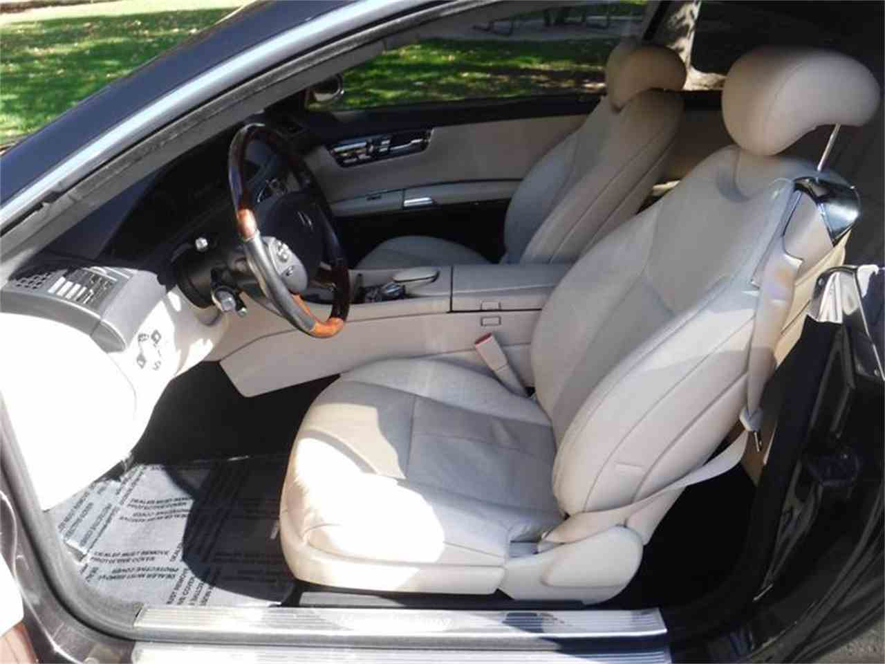 Large Picture of '07 Mercedes-Benz CL-Class - MAMQ