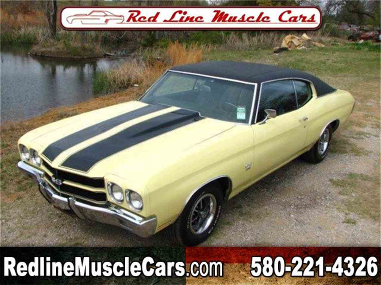 Large Picture of '70 Chevelle - MC3H