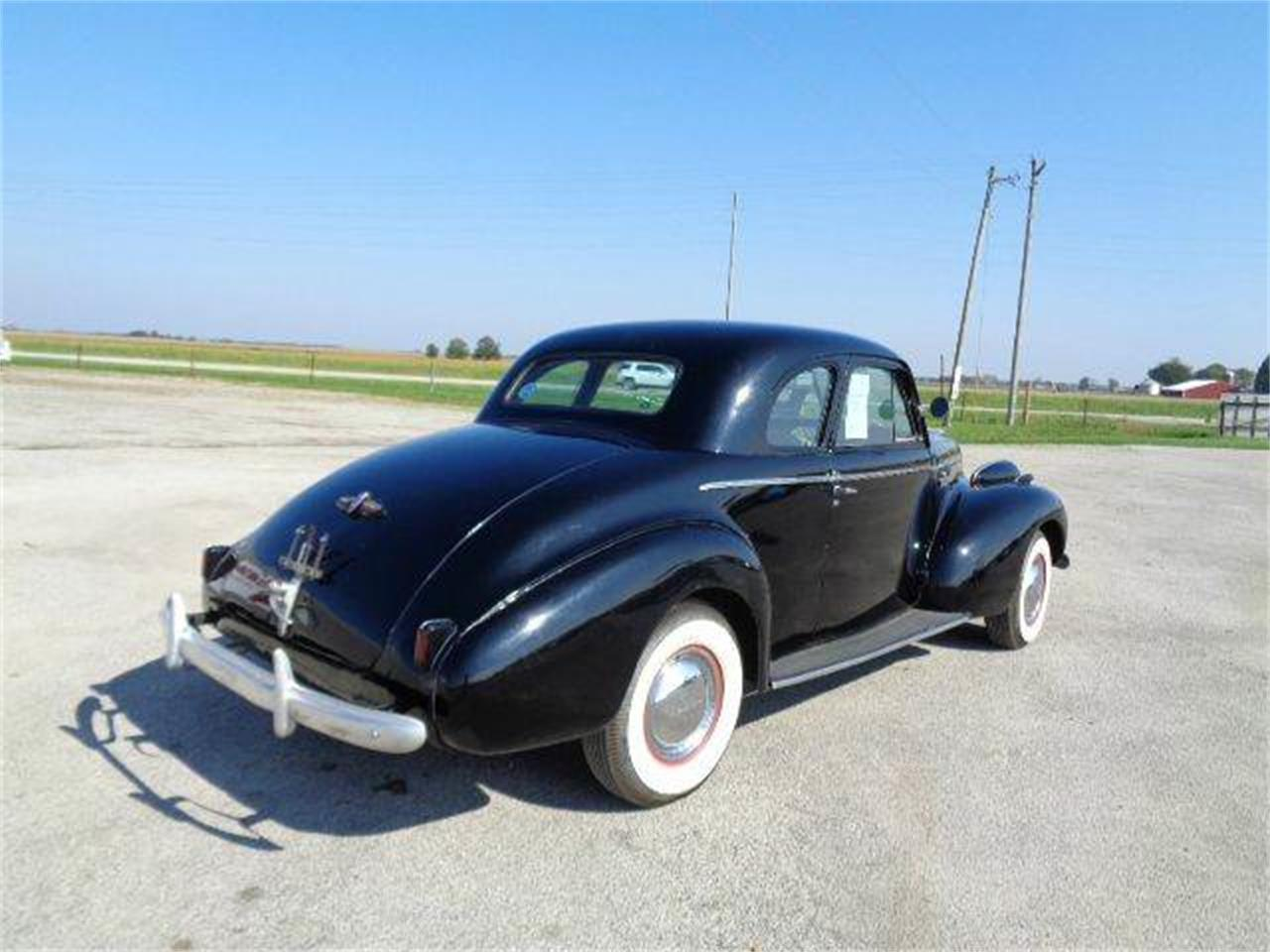 Large Picture of '39 Business Coupe - MAMT