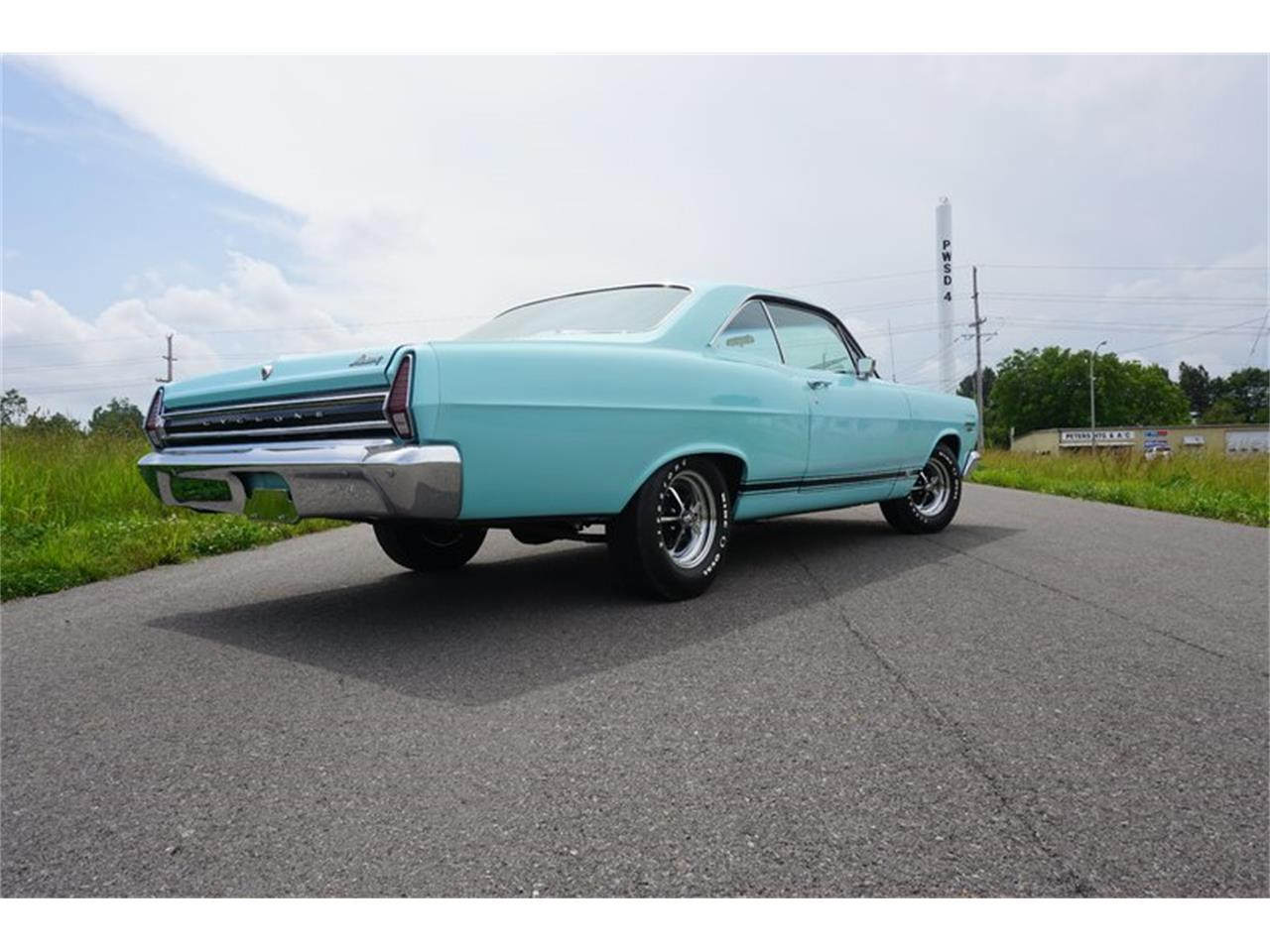 Large Picture of '67 Cyclone - MC4T