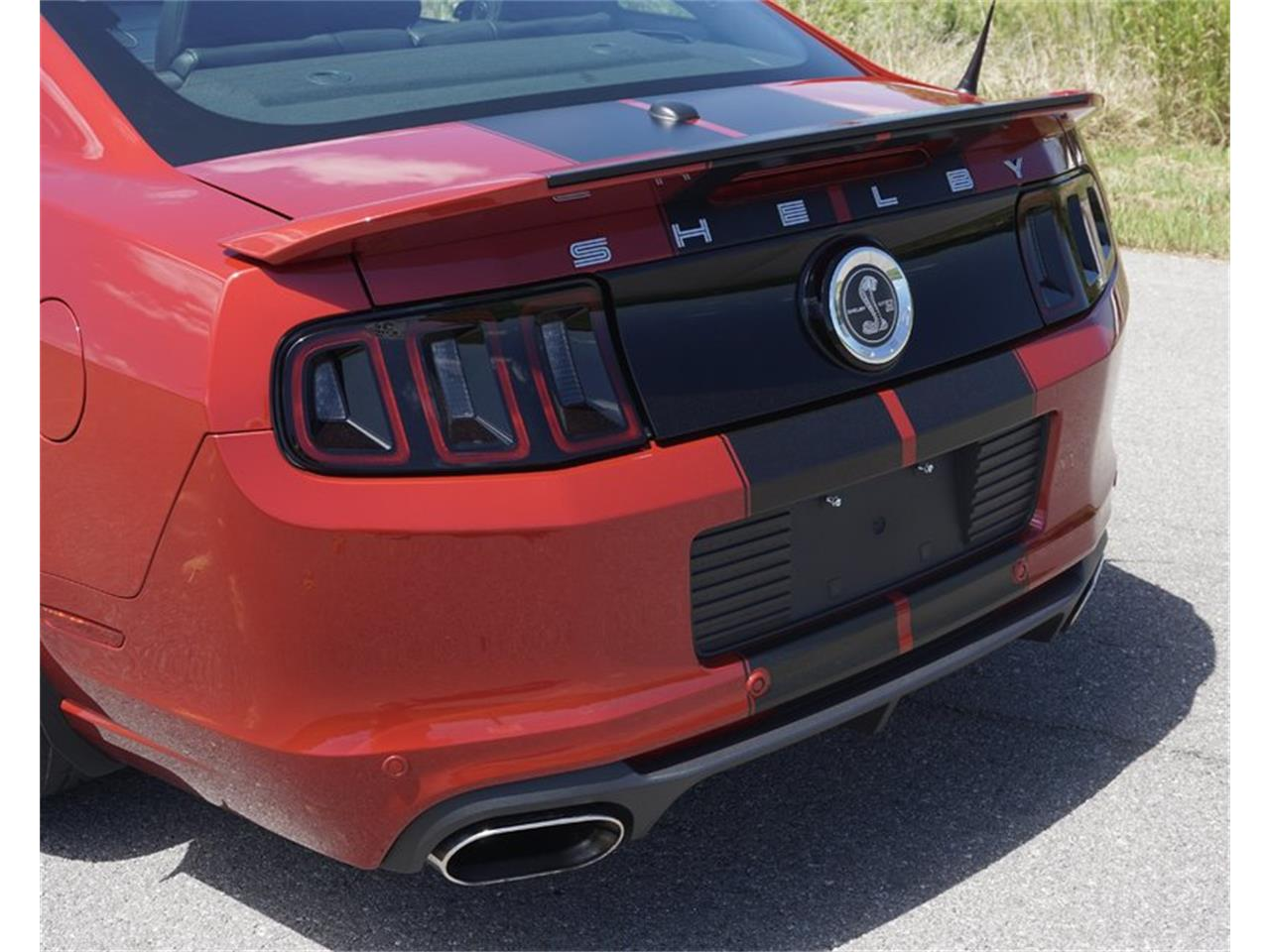 Large Picture of '13 GT350 - MC4W