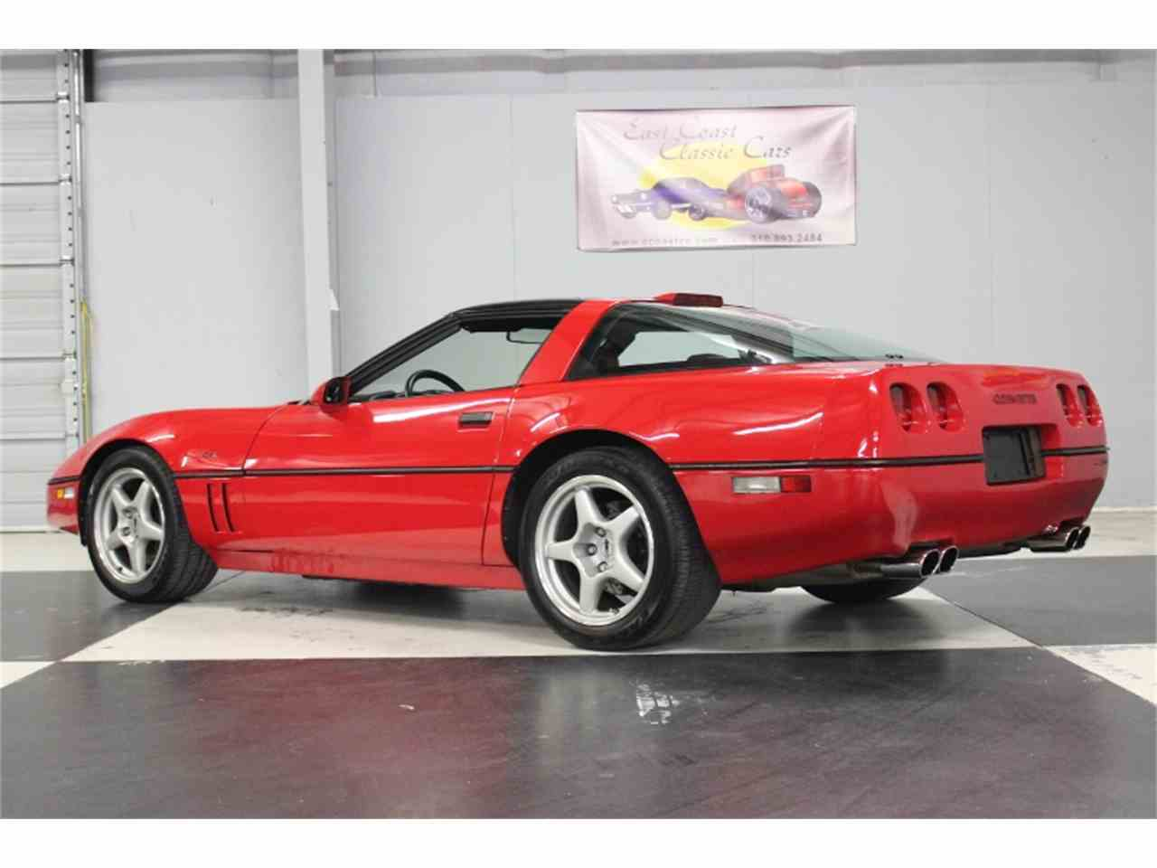 Large Picture Of U002790 Corvette ZR1   MC57