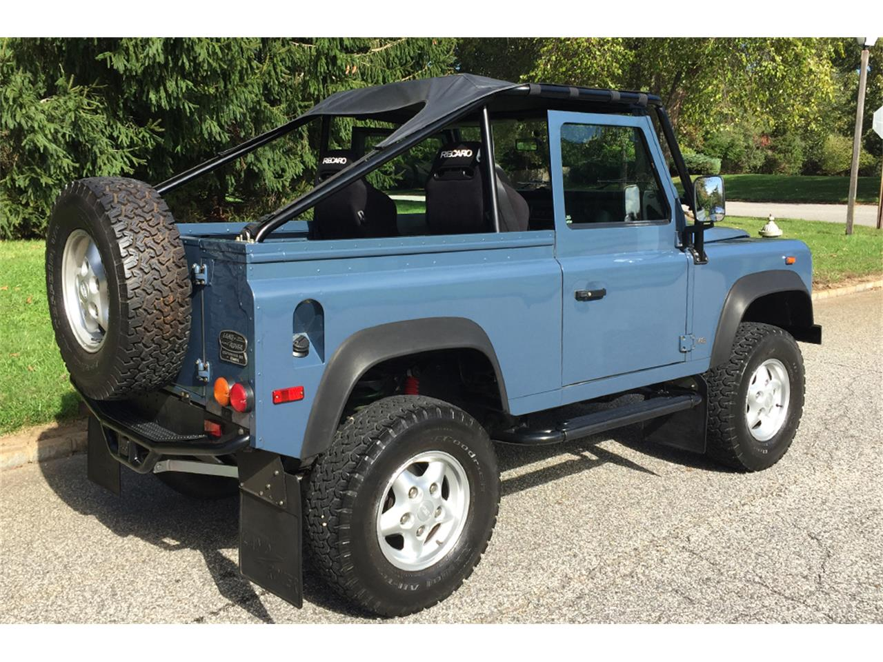Large Picture of '97 Land Rover Defender Offered by Aventura Motors - MC5M