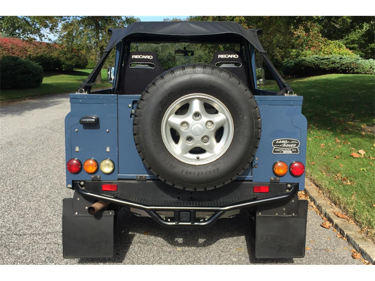 Large Picture of 1997 Land Rover Defender located in New York - $89,000.00 - MC5M