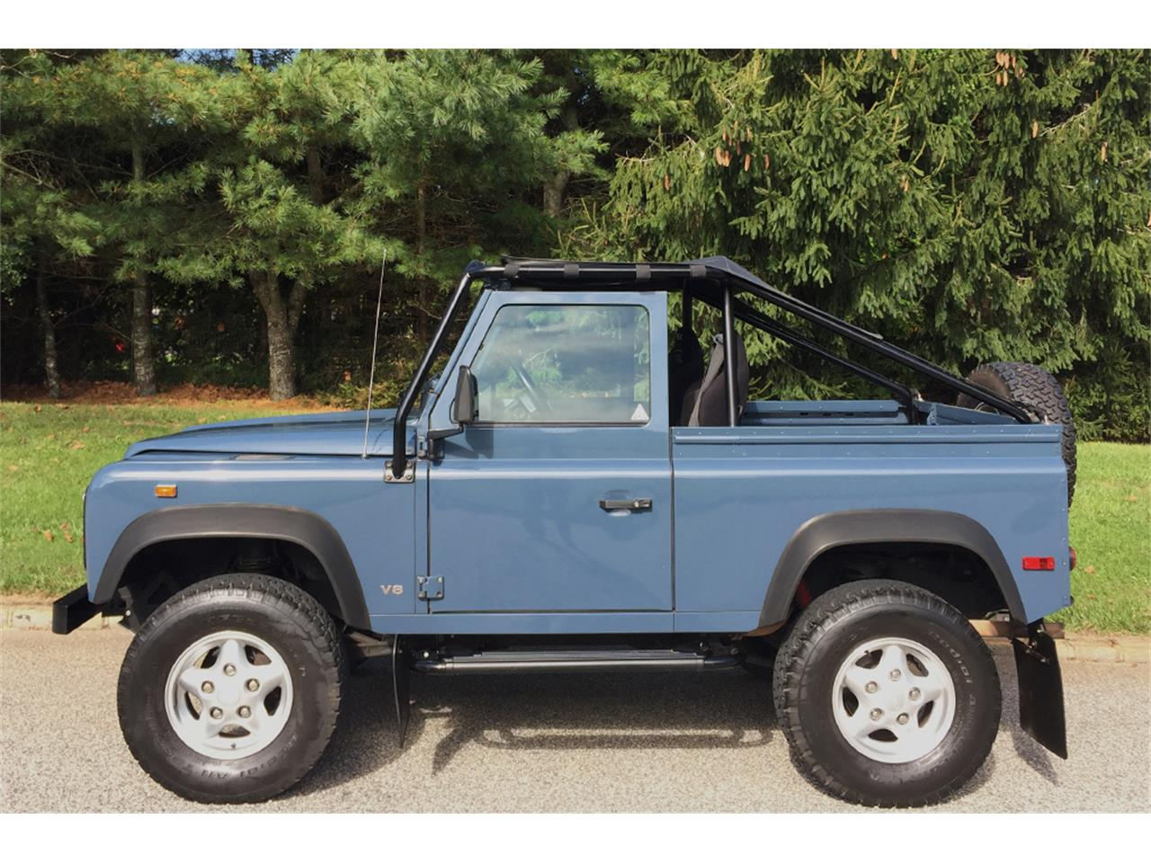 Large Picture of '97 Land Rover Defender - $89,000.00 Offered by Aventura Motors - MC5M