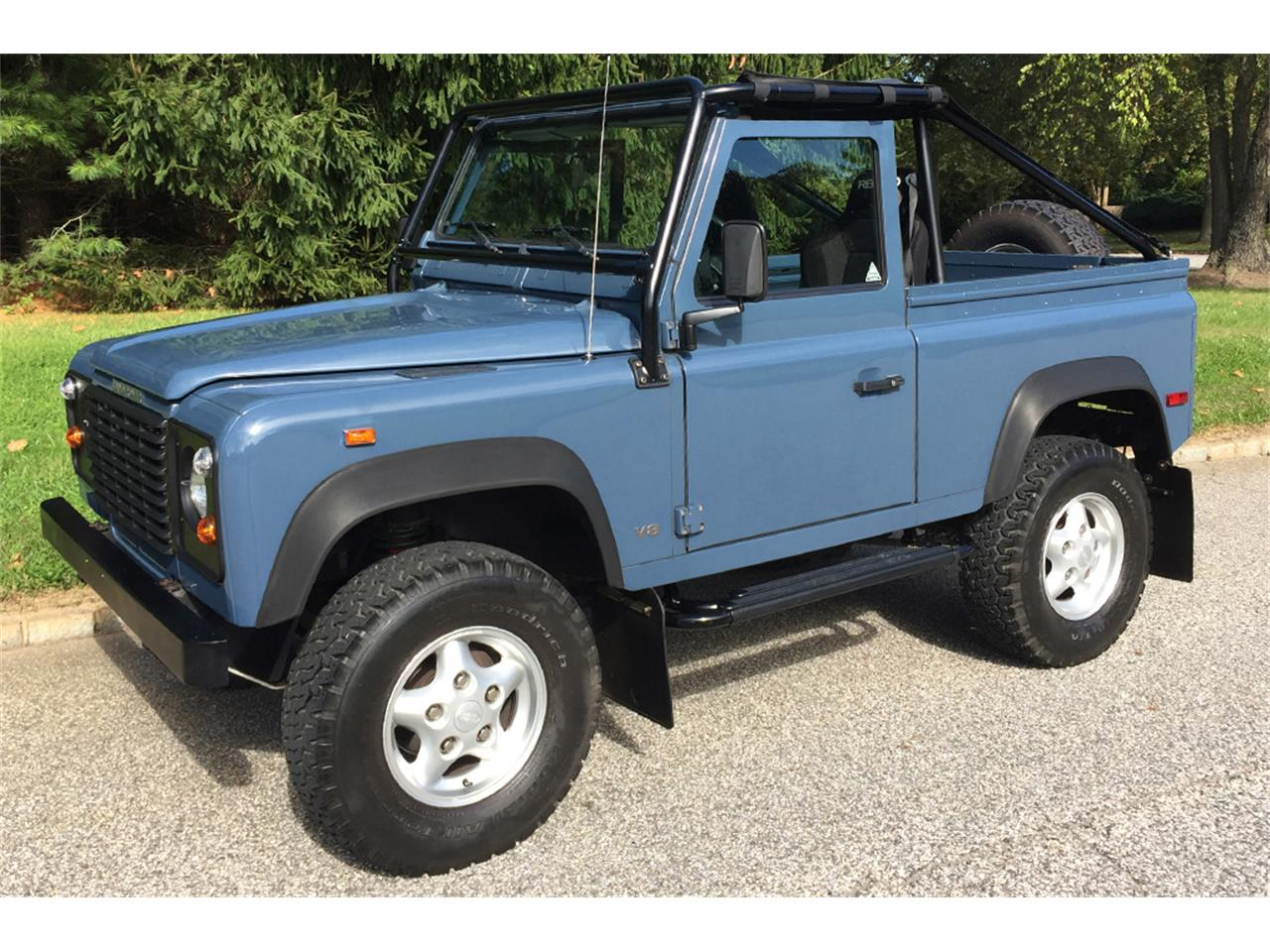 Large Picture of 1997 Land Rover Defender Offered by Aventura Motors - MC5M
