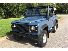Picture of 1997 Land Rover Defender located in New York Offered by Aventura Motors - MC5M