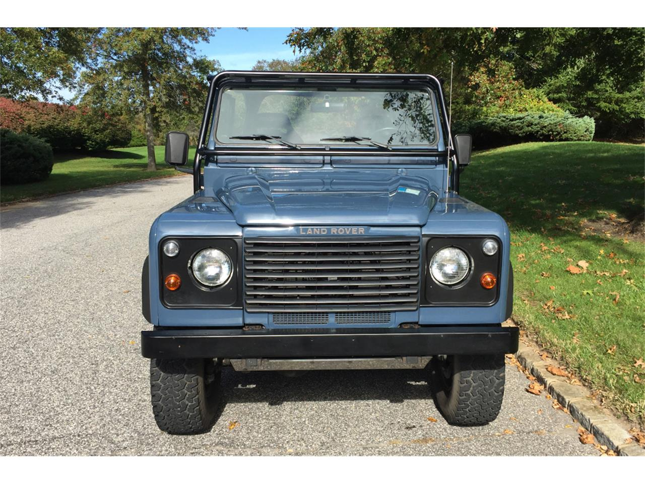 Large Picture of '97 Land Rover Defender located in Southampton New York - $89,000.00 Offered by Aventura Motors - MC5M