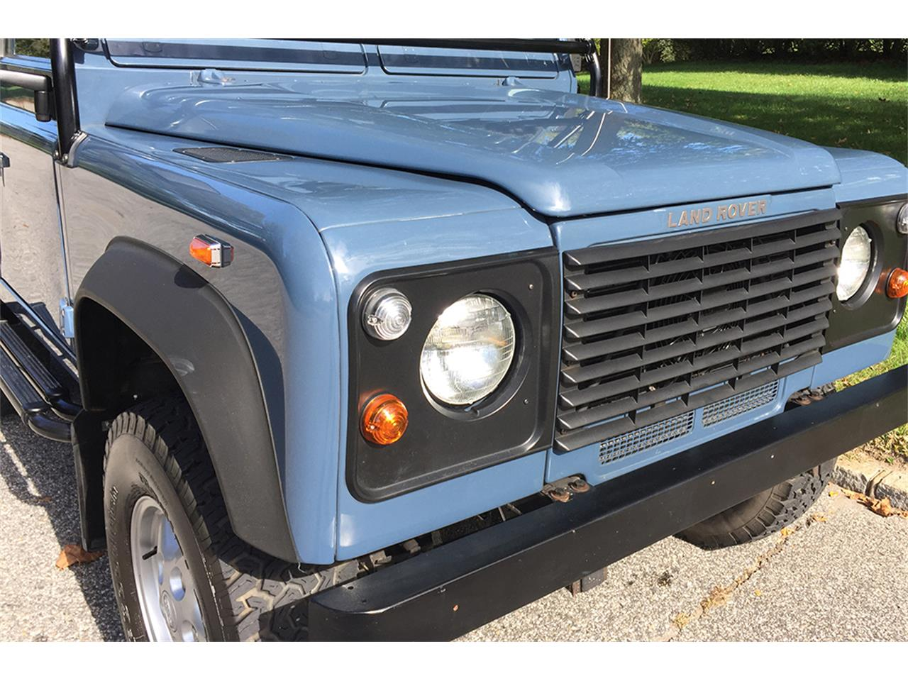 Large Picture of 1997 Land Rover Defender - $89,000.00 Offered by Aventura Motors - MC5M