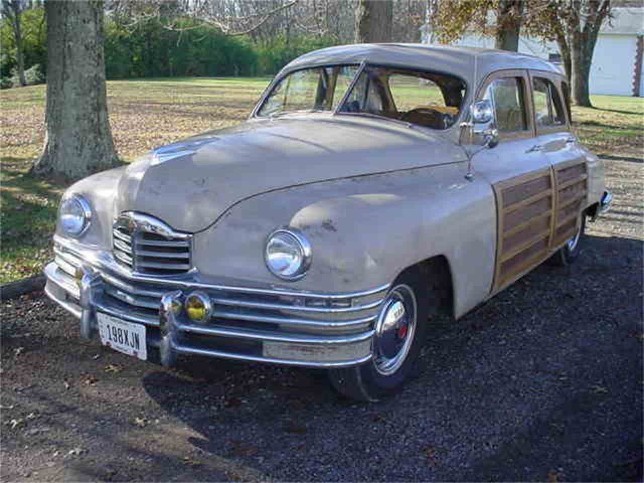 Large Picture of Classic 1948 Packard Eight located in Ohio Offered by Ultra Automotive - MC5O