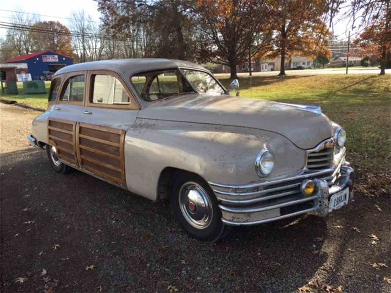 Large Picture of Classic 1948 Eight located in Ohio Offered by Ultra Automotive - MC5O