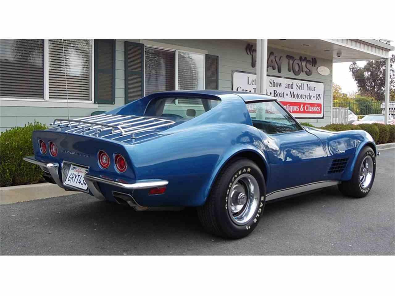 1970 chevrolet corvette for sale cc 1042193. Black Bedroom Furniture Sets. Home Design Ideas