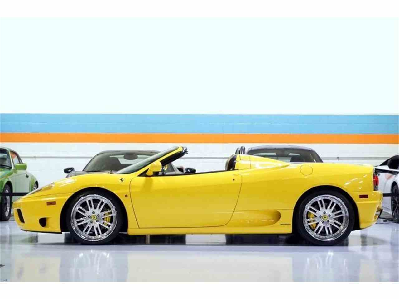 Large Picture of 2004 Ferrari 360 - $99,999.00 Offered by R&H Motor Car Group - MC5X