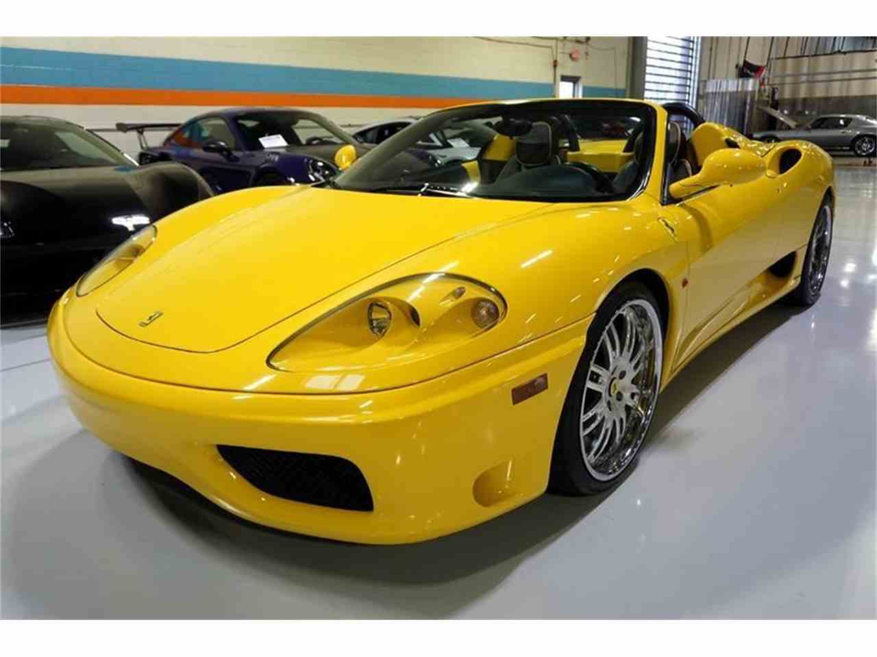 Large Picture of 2004 360 located in Solon Ohio Offered by R&H Motor Car Group - MC5X