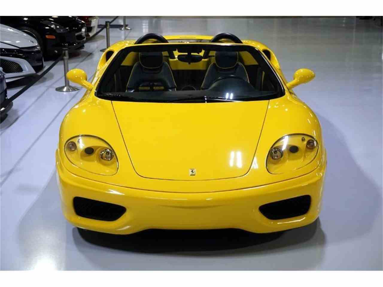 Large Picture of '04 Ferrari 360 located in Solon Ohio Offered by R&H Motor Car Group - MC5X