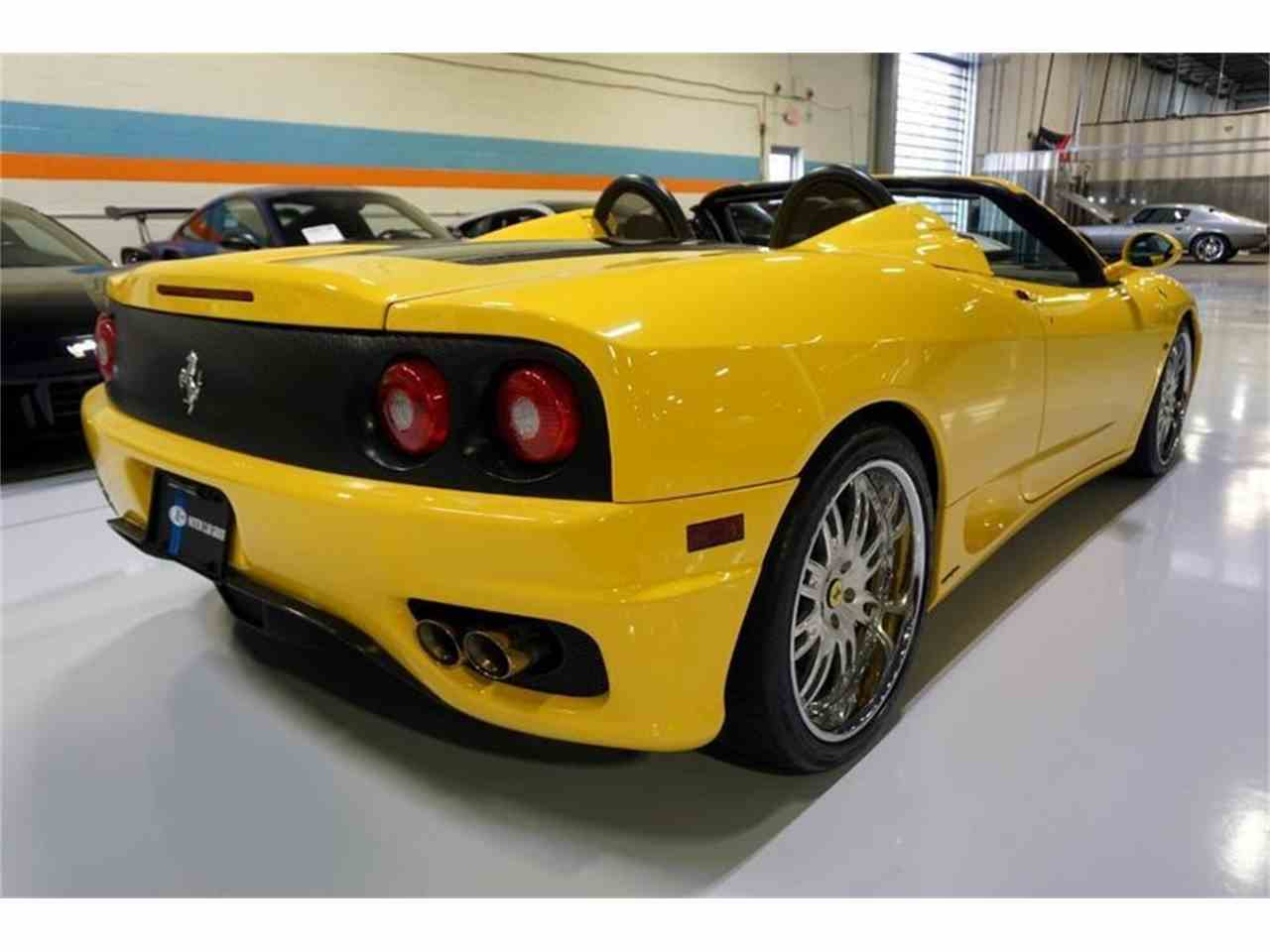 Large Picture of '04 360 located in Ohio - $99,999.00 Offered by R&H Motor Car Group - MC5X