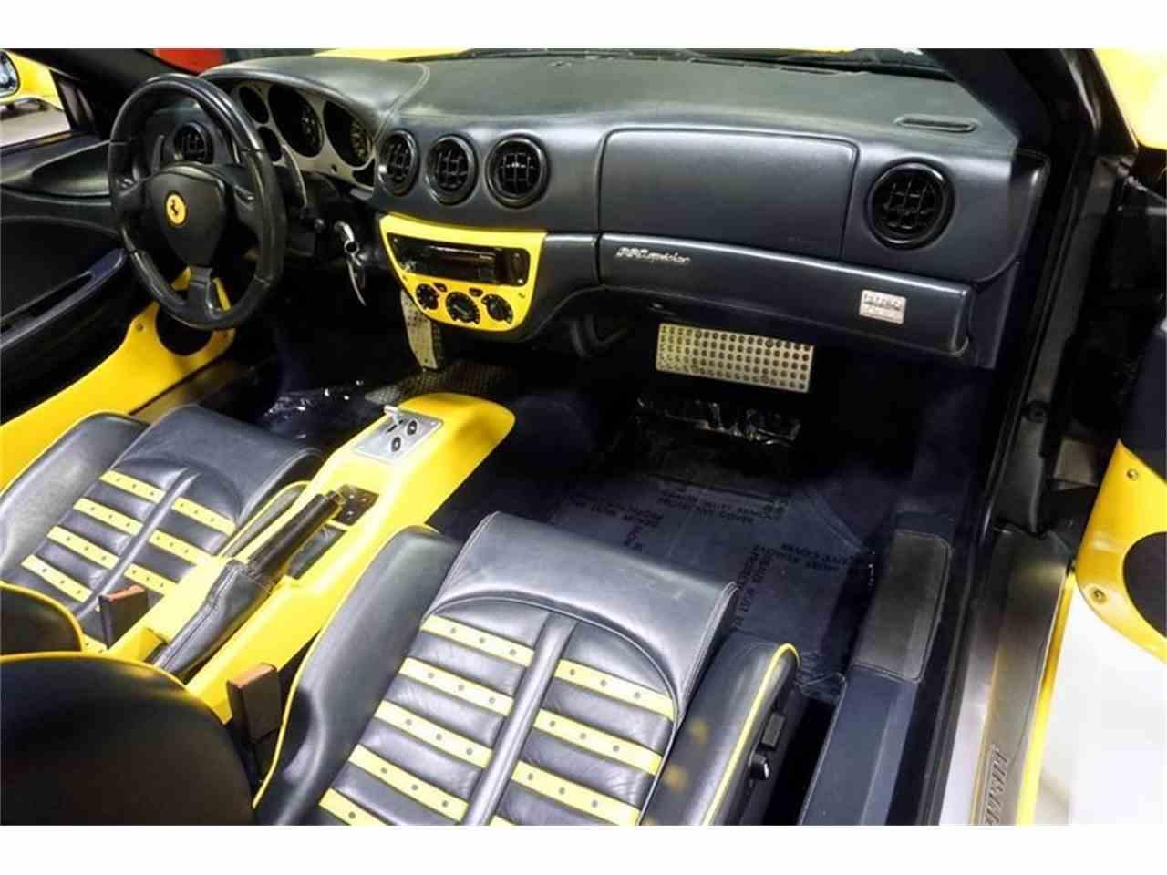 Large Picture of 2004 Ferrari 360 located in Solon Ohio - $99,999.00 - MC5X