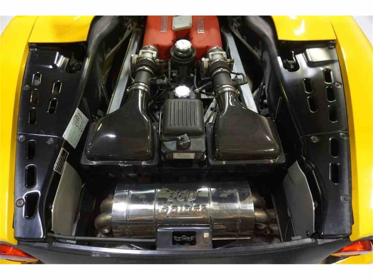 Large Picture of '04 Ferrari 360 located in Ohio - $99,999.00 Offered by R&H Motor Car Group - MC5X