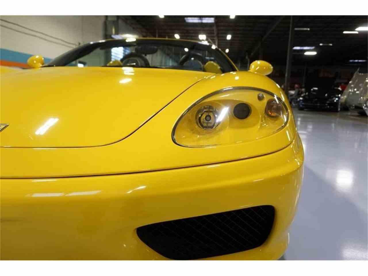 Large Picture of '04 Ferrari 360 located in Solon Ohio - $99,999.00 - MC5X