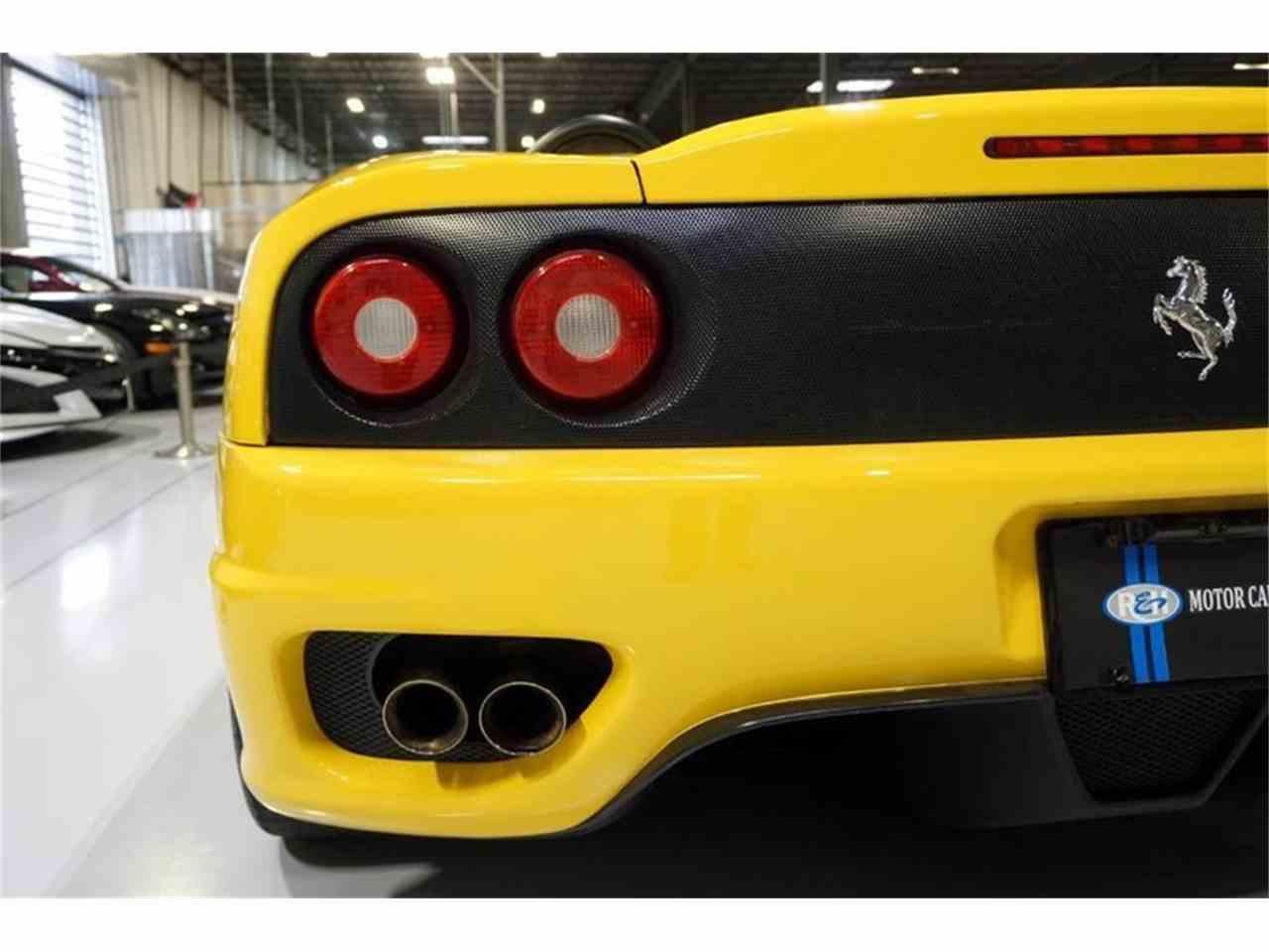 Large Picture of 2004 Ferrari 360 - $99,999.00 - MC5X