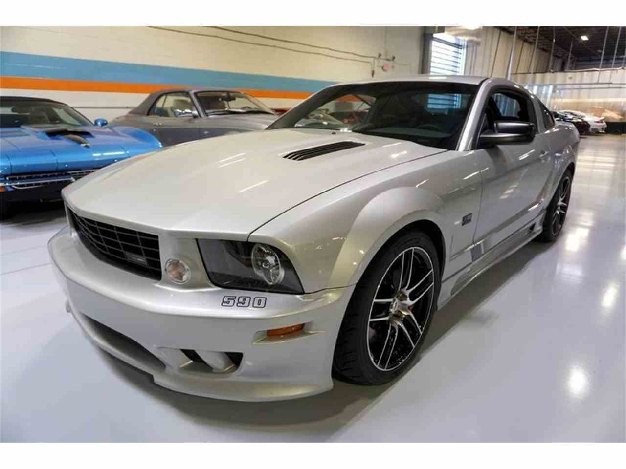 Large Picture of '06 Ford Mustang located in Ohio - $34,990.00 Offered by R&H Motor Car Group - MC5Z