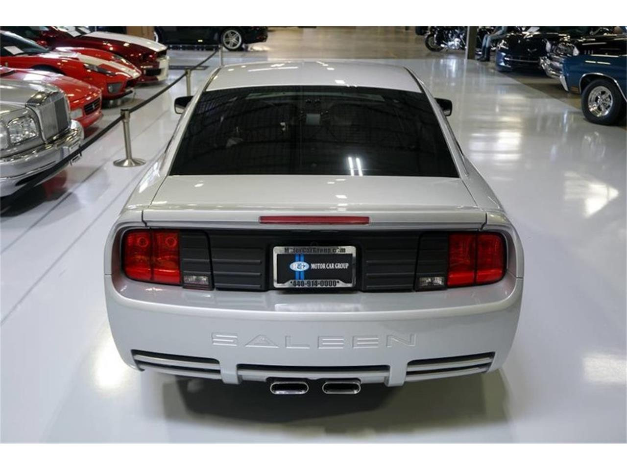 Large Picture of '06 Mustang - MC5Z