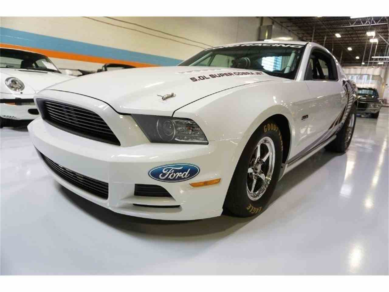 Large Picture of '14 Mustang - MC66