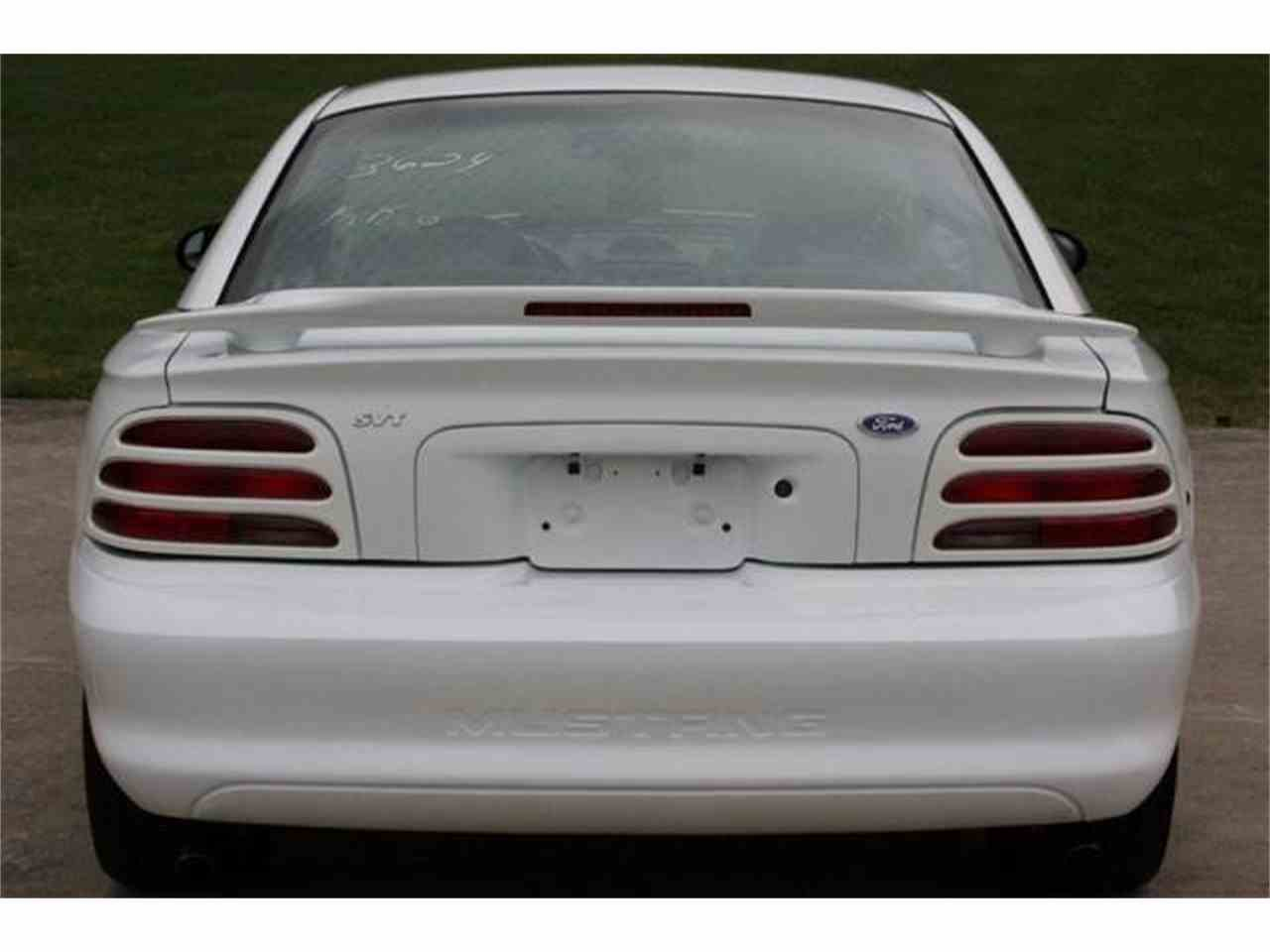 Large Picture of '95 Mustang - MC6K