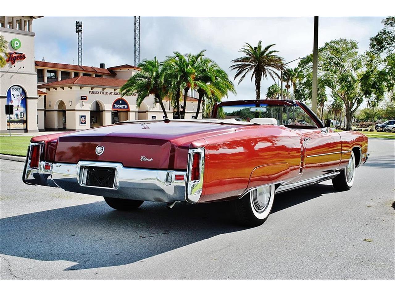 1972 Cadillac Eldorado For Sale Classiccars Com Cc 1040223