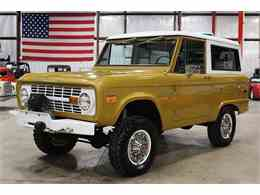 Picture of '70 Bronco located in Kentwood Michigan Offered by GR Auto Gallery - MC75