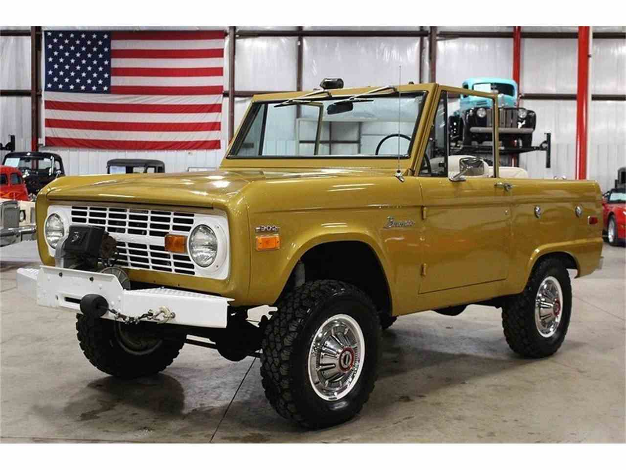 Large Picture of Classic '70 Ford Bronco - $39,900.00 Offered by GR Auto Gallery - MC75