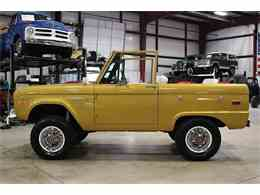 Picture of Classic 1970 Ford Bronco located in Kentwood Michigan Offered by GR Auto Gallery - MC75