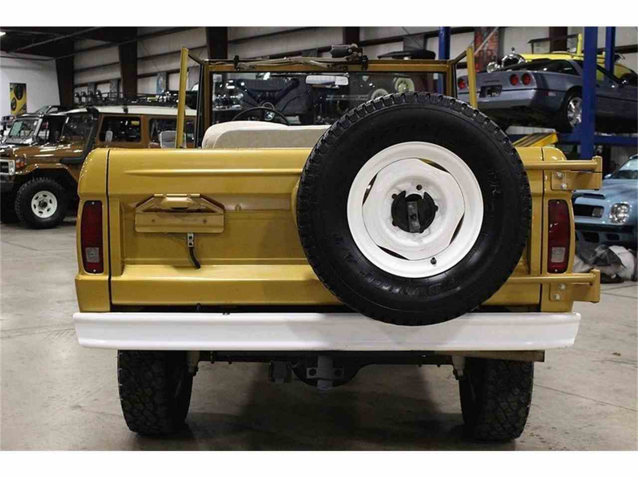 Large Picture of Classic 1970 Bronco Offered by GR Auto Gallery - MC75
