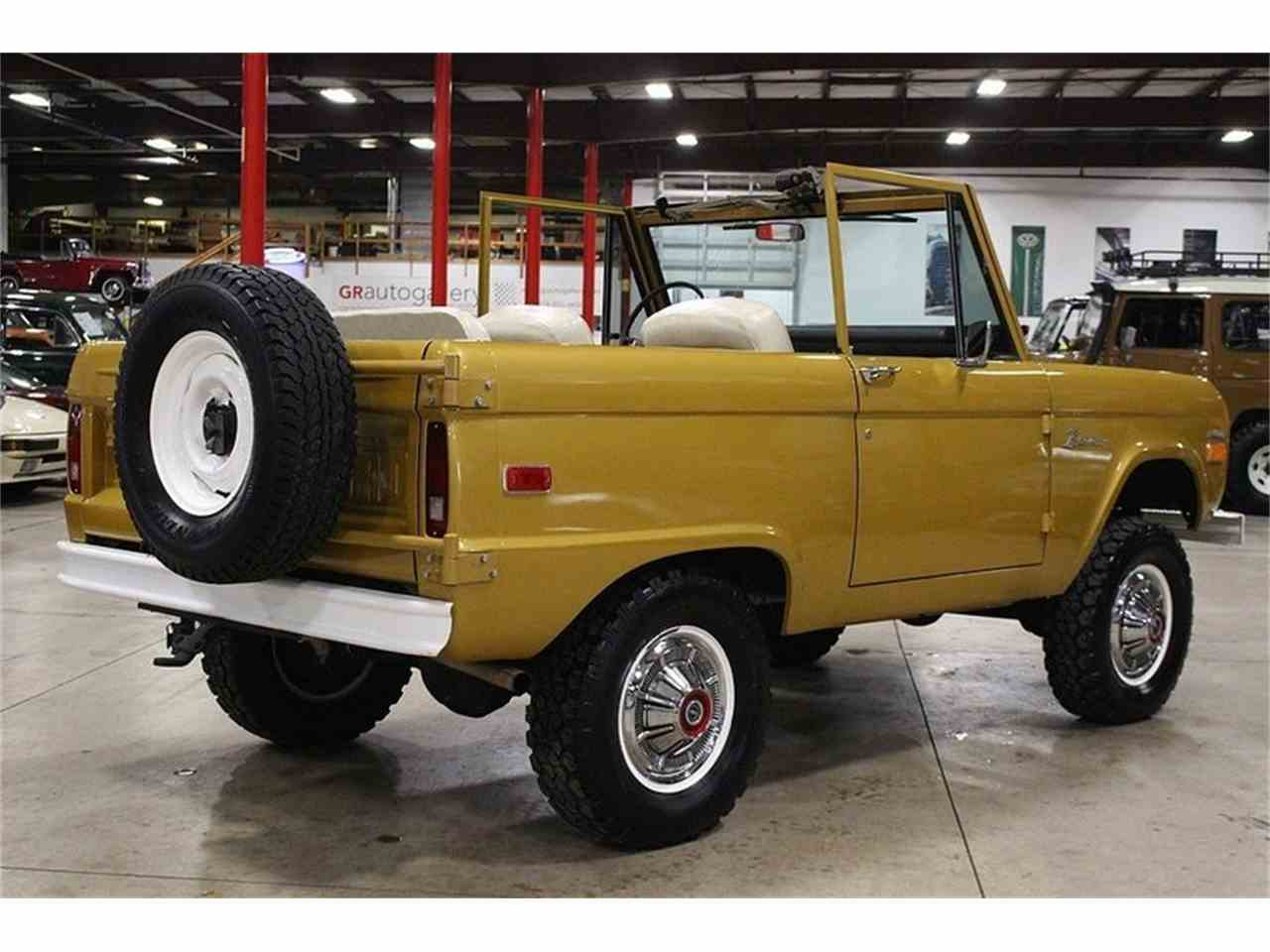 Large Picture of Classic '70 Ford Bronco - MC75