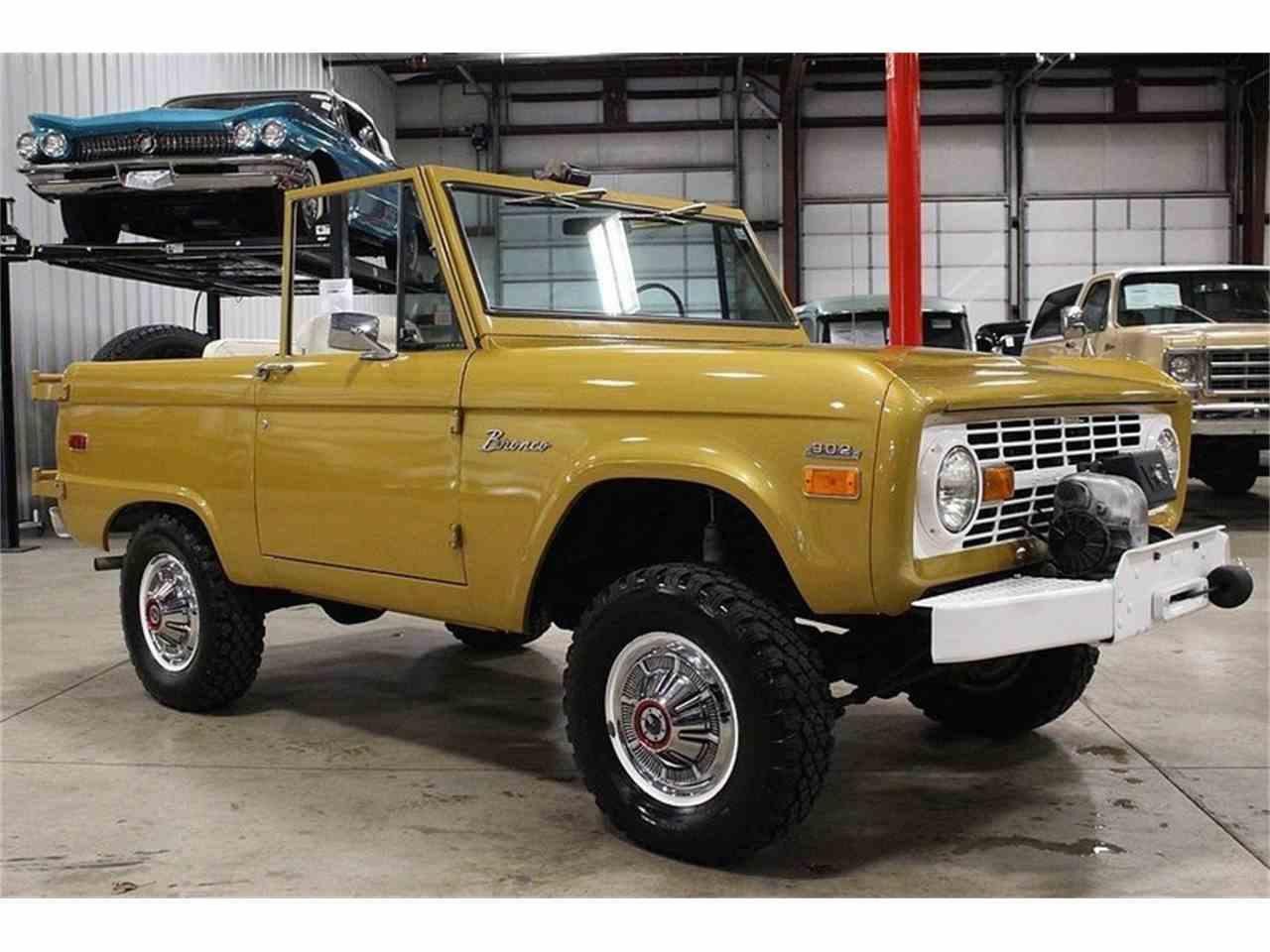Large Picture of Classic '70 Bronco - MC75