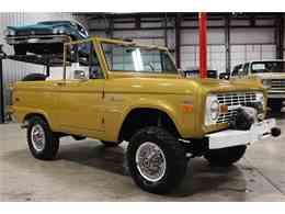 Picture of 1970 Bronco - MC75