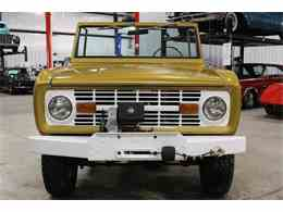 Picture of Classic 1970 Bronco located in Kentwood Michigan - MC75