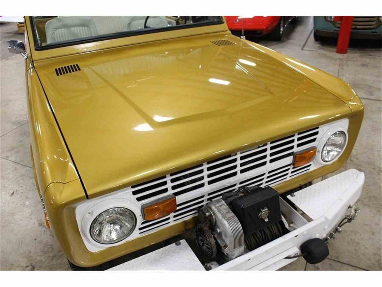 Large Picture of Classic '70 Ford Bronco located in Michigan - $39,900.00 Offered by GR Auto Gallery - MC75