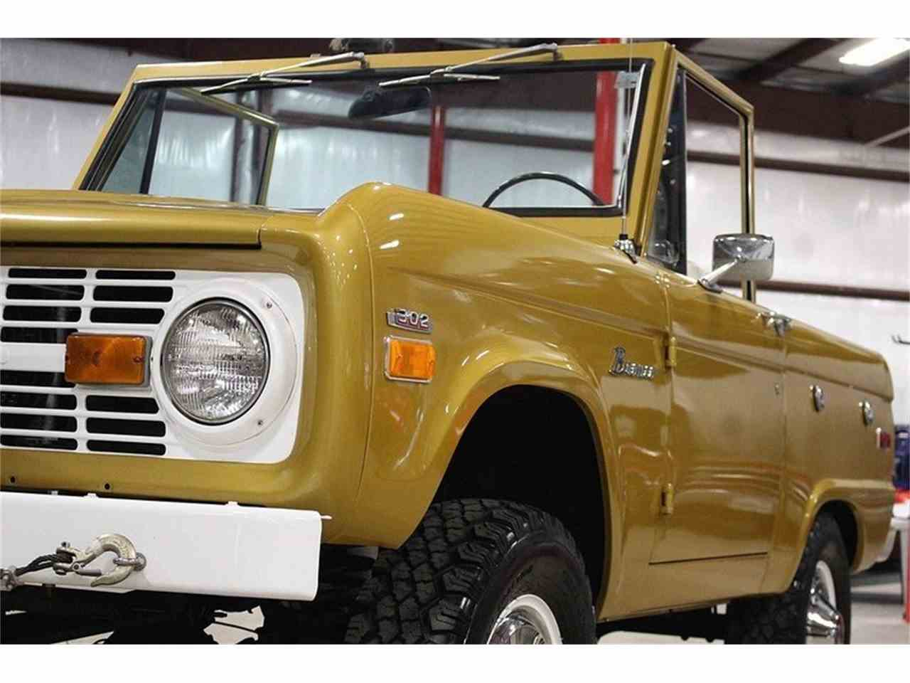Large Picture of 1970 Bronco located in Kentwood Michigan - MC75