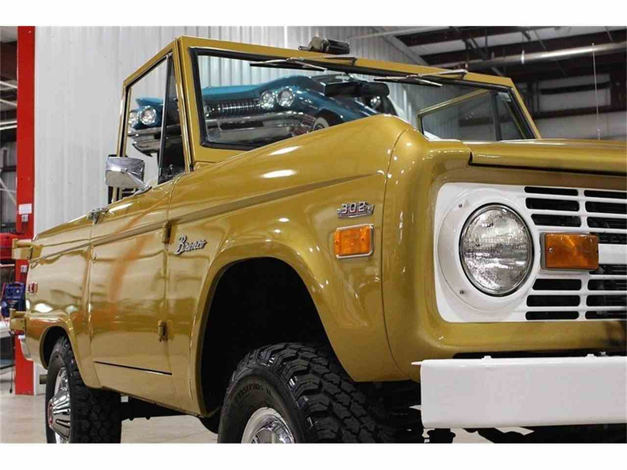 Large Picture of '70 Ford Bronco - $39,900.00 Offered by GR Auto Gallery - MC75