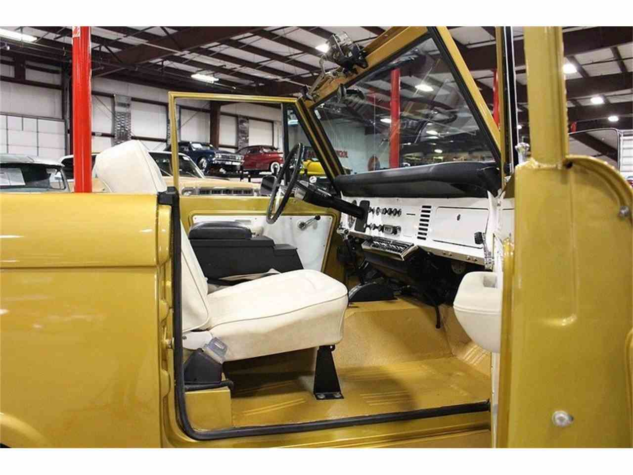 Large Picture of Classic '70 Ford Bronco located in Michigan - $39,900.00 - MC75