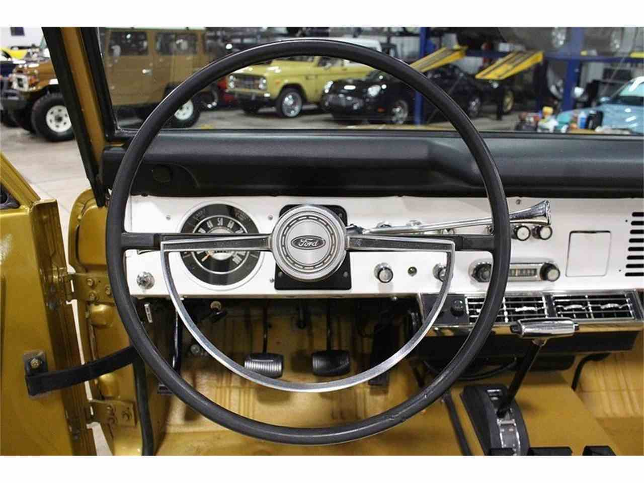 Large Picture of 1970 Bronco located in Kentwood Michigan - $39,900.00 - MC75