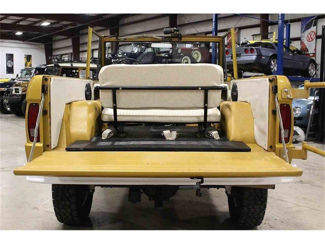 Large Picture of Classic 1970 Bronco located in Kentwood Michigan - $39,900.00 - MC75