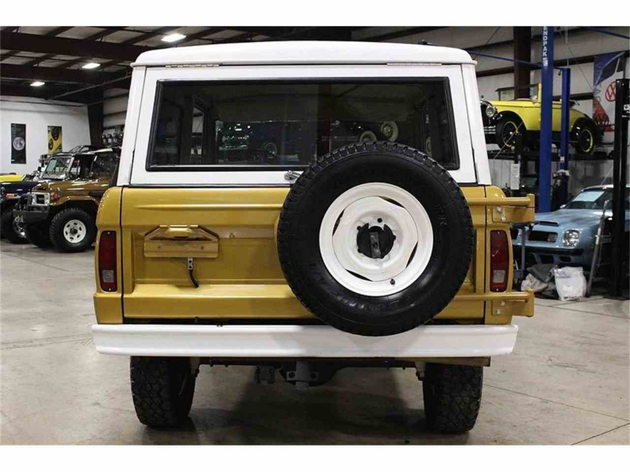 Large Picture of Classic 1970 Bronco located in Michigan - $39,900.00 Offered by GR Auto Gallery - MC75