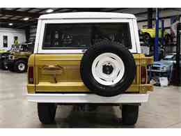 Picture of 1970 Ford Bronco - $39,900.00 - MC75