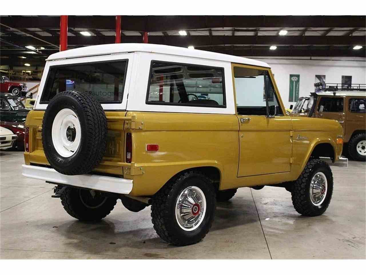Large Picture of 1970 Ford Bronco - MC75